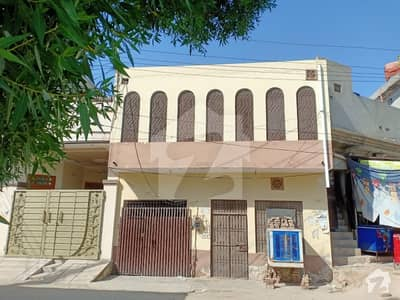 1350 Square Feet House Is Available For Sale In One Unit Chowk