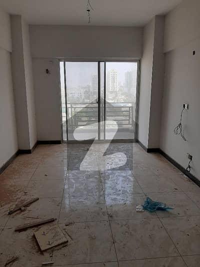کنگز لگژری اپارٹمنٹس شہید ملت روڈ کراچی میں 3 کمروں کا 8 مرلہ فلیٹ 3.2 کروڑ میں برائے فروخت۔