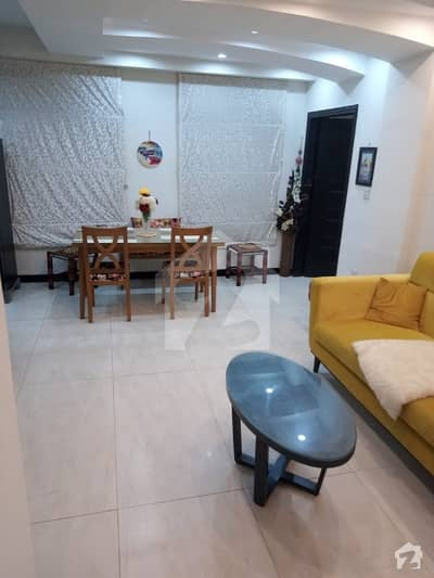 Vip Luxury Furnished Flat Available For Rent In Bahria Town Lahore