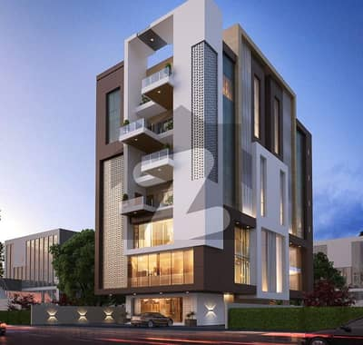 2 Bed Apartment For Sale On Easy Installment Plan In Sector E Iqbal Block Bahria Town Lahore
