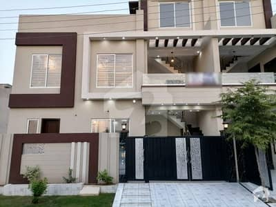 5.3 Marla Brand New House For Sale in Block C, Canal Garden, Lahore