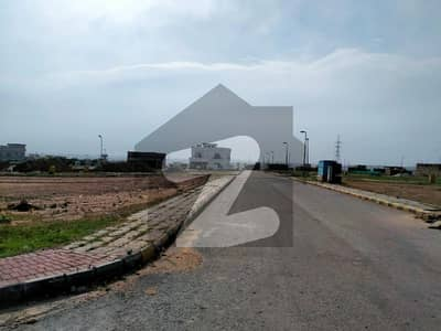 8 Marla Residential Plot Is Available For Sale In Bahria Town Phase 8, Block-J, Rawalpindi
