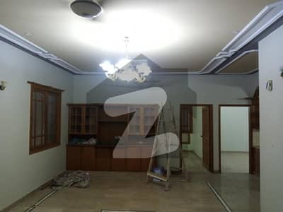 240 Sq Yd 3 Bed D D 1st Floor Portion Fully Renovated on Main Road Available For Rent In Block 14 Gulistan E Jauhar Karachi