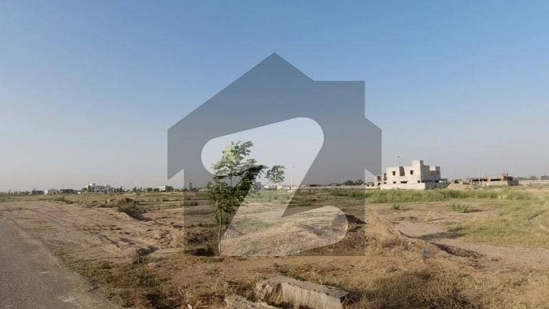 4 Marla Cca 4 Block Good Location Plot Is Available For Sale