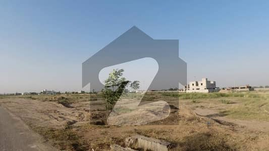 Residential Plot In Central Dha Phase 7 - Block T For Sale