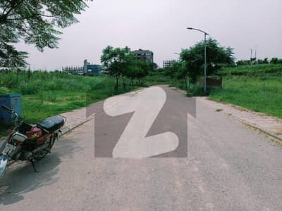 Top City One Kanal Plot File For Sale Block I