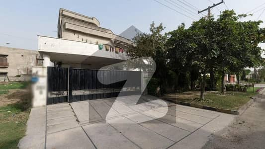 An Aesthetic Well Built And Beautifully Furnished House Is Available For Sale In Valencia Town Block B Lahore
