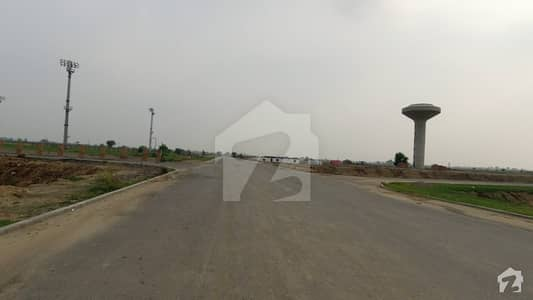 10 Marla Newly Balloted Commercial Plot For Sale Lda City Jinnah Sector