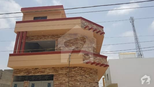1080 Square Feet House In Police Society Is Best Option