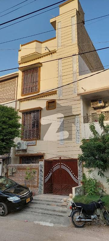 540 Square Feet House Available For Sale In Gulistan-E-Jauhar - Block 14 If You Hurry