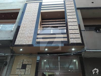Dubai Real Estate Offer 6 Marla 56 Set Triple Storey Luxury House For Sale At Canal Bank Housing Scheme