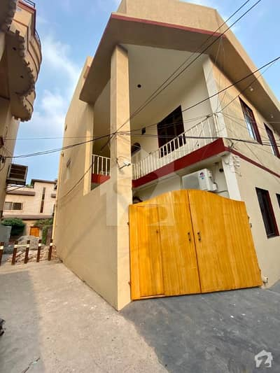 10 Marla Furnished Corner House Newly Renovated For Sale