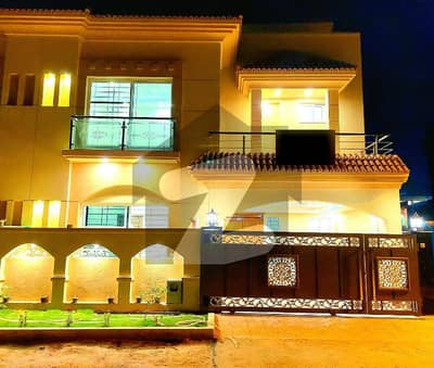 7 Marla Corner Brand New Luxury House Is Available For Sale