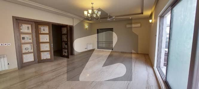 F-7 Like New Beautiful Luxurious House With Big Garden Available For Rent 2000 Square Yards
