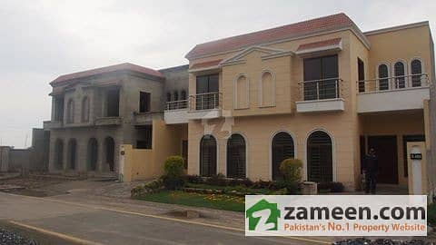 5 Marla Double Storey House In 3 Years Easy Installments Lahore Motorway City