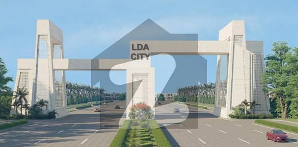 1 KANAL 75FT WIDE ROAD PLOT FOR SALE IN E BLOCK 4 LDA CITY LAHORE
