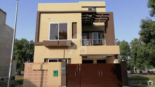 Prime Location 5 Marla Beautiful House Located In C Block Very Close To Monument All Facilities Available Here
