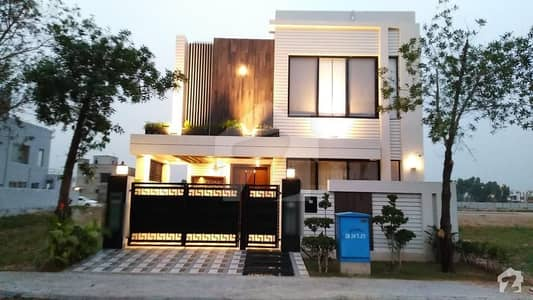 8 Marla Furnished Beautiful House Located In C Block Facing Monument Super Hot Location