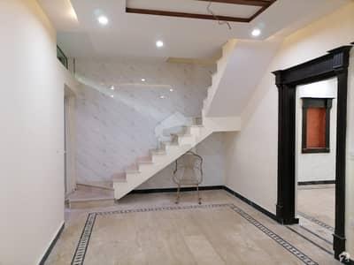 In Hayatabad 5 Marla House For Sale
