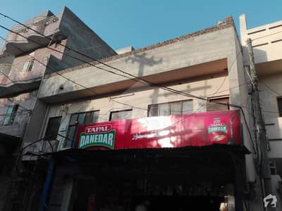 Great House Available For Sale In Allama Iqbal Town - Kashmir Block