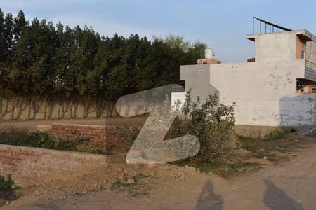 گالف ویولین پاک عرب ہاؤسنگ سوسائٹی لاہور میں 5 مرلہ رہائشی پلاٹ 30 لاکھ میں برائے فروخت۔