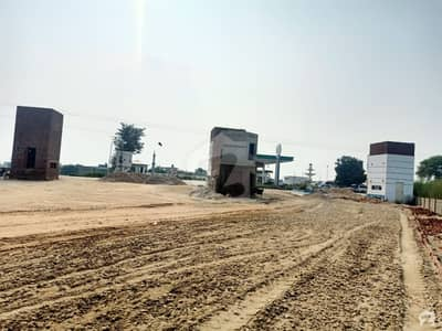 Centrally Located Residential Plot In Kharian - Jalalpur Jattan Road Is Available For Sale