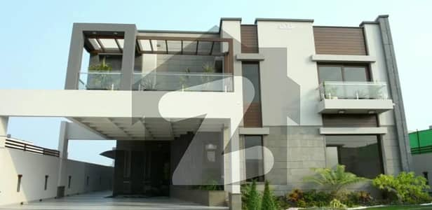 1000 Square Yards Bungalow For Sale At Most Wanted Location Of Dha Phase VIII Zone A