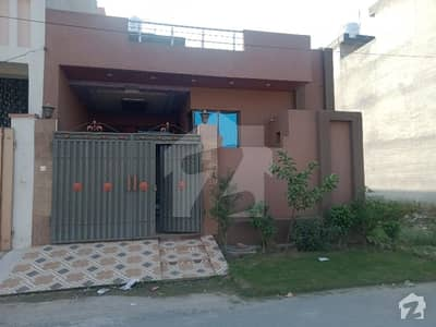 4 Marla Brand New House Single Storey For Sale In K Block
