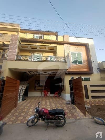 8 Marla Double Storey Brand New House Near Park Masjid Market Wapda Govt Gas Available