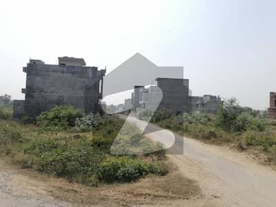 گالف ویولین پاک عرب ہاؤسنگ سوسائٹی لاہور میں 5 مرلہ رہائشی پلاٹ 23.5 لاکھ میں برائے فروخت۔