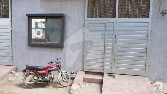 Prominently-Located 900 Square Feet House Available In Tayab Town