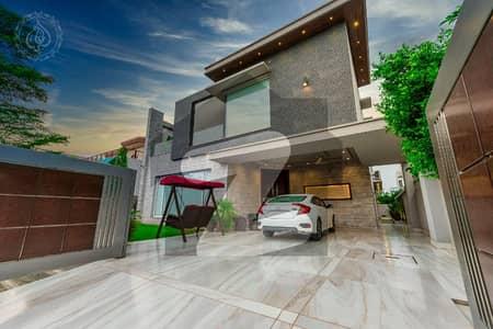 ڈی ایچ اے فیز 6 ڈیفنس (ڈی ایچ اے) لاہور میں 5 کمروں کا 1 کنال مکان 5.65 کروڑ میں برائے فروخت۔