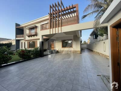 6 Bedrooms Architect Design 1000 Yards Bungalow With Basement And Swimming Pool For Sale In Dha Phase Vi