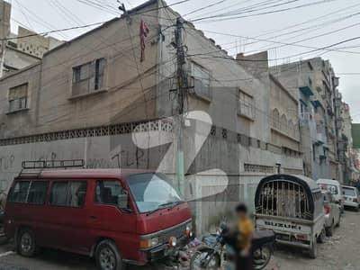 80 Yards Corner Pair House In Liaquatabad - C Area