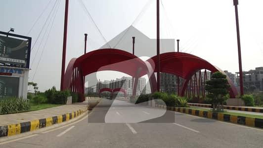 Gulberg Greens D Block 4.8 Kanal Plot For Sale In Islamabad