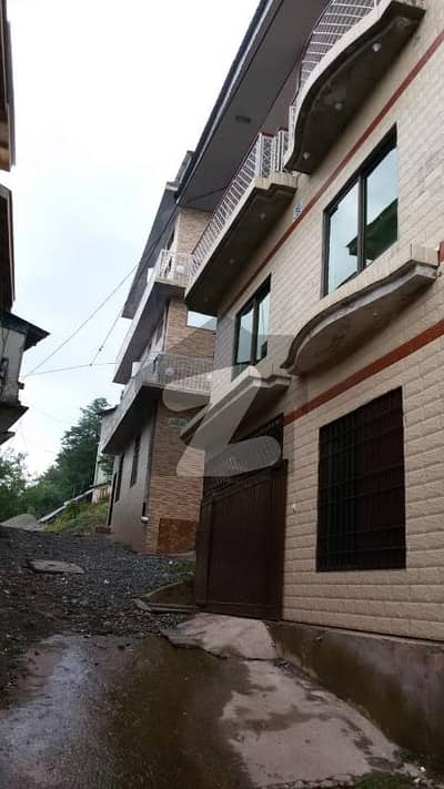 1360 Square Feet House Available For Sale In Bhurban