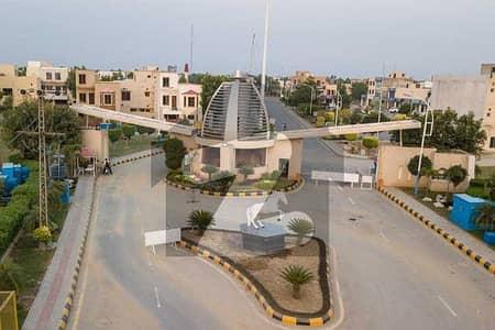 بحریہ نشیمن لاہور میں 8 مرلہ رہائشی پلاٹ 64.5 لاکھ میں برائے فروخت۔