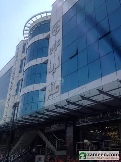 Ground Floor Shop Are Available For Sale In G-9 Markaz Islamabad