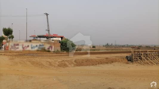 5 Marla 50 Feet Road On Ground Residential Plot 665 At Ideal And Builder Location Is Available For Sale In Q Block Dha Rahbar Lahore