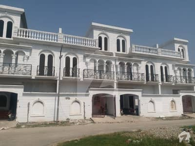 3 And Half Marla Double Storey House For Sale