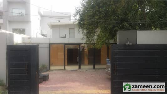 26 Marla Commercial House Constructed Area For Sale Main Peshawar Road