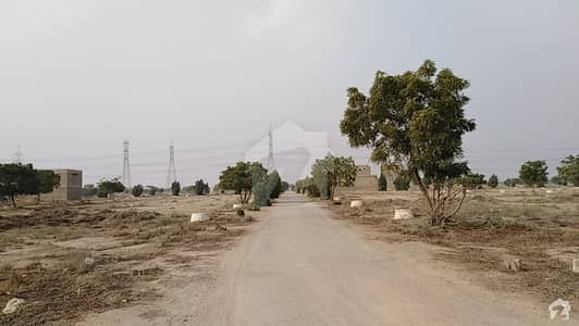 Saadi Town Main Road Commercial Plot Lease Available