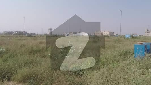 8 Marla Commercial Plot Facing Parking Cca2 Phase 7 Dha