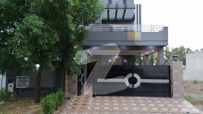 8 Marla Brand New House For Sale In DHA 11 Rahbar Sector 1 Block A