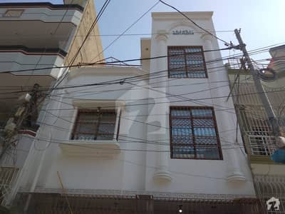 90 Sq. Yard House Available For Sale In Metroville 03