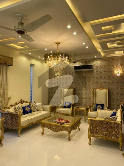 1 Kanal Luxurious House Fully Furnished For Sale In Ideal Location Of Orchard