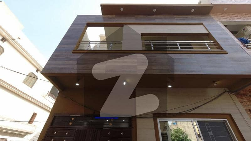 3.5 Marla Brand New House Is Available For Sale In Gulshan Ravi Lahore