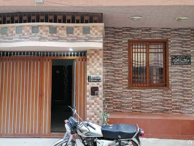 Fairly-priced 120 Square Yards House Available In Karachi