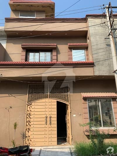 3 Marla Double Storey Beautiful House Is Available For Rent In Al Hafeez Garden Phase 1