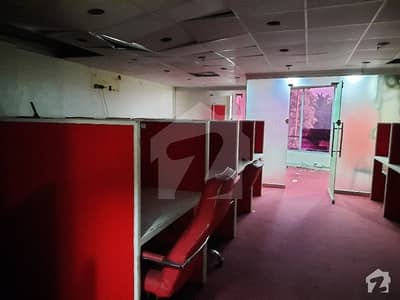 Furnished Office for 24 hours work Available For Rent